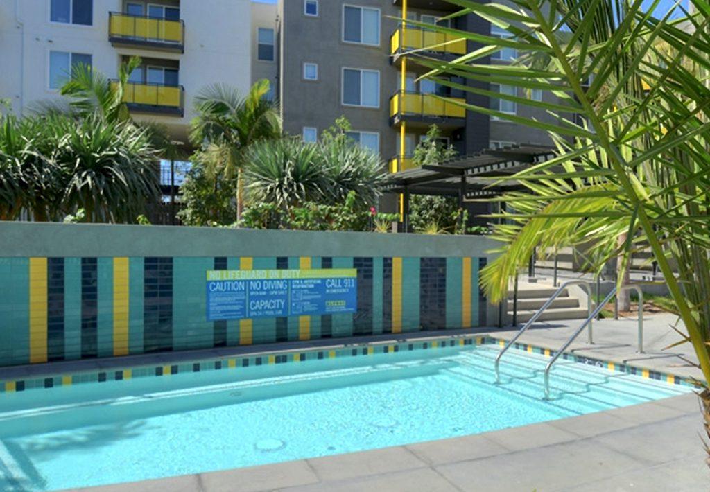 BLVD63 Pool Signage