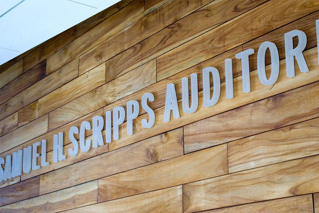 UCSD Scripps Forum