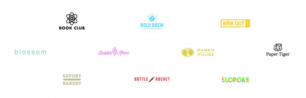Placeholder Client Logos Made for Leasing Package