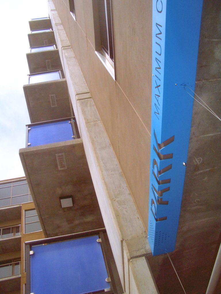 Juhl Exterior Signage