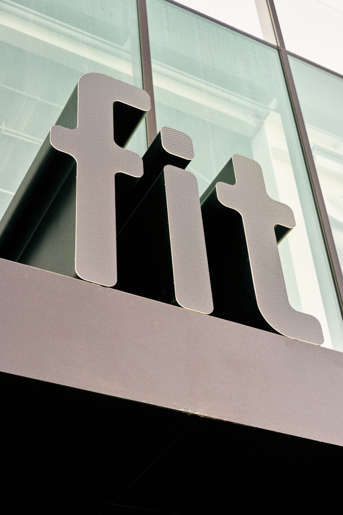 Fit Exterior Sign Detail
