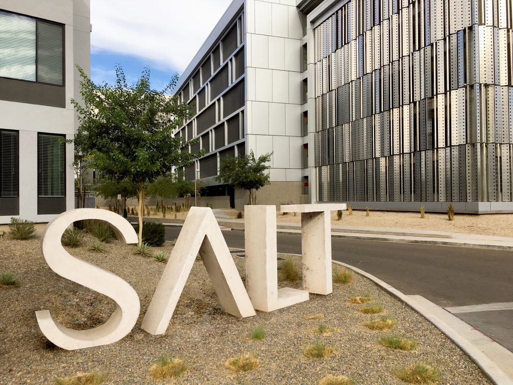 SALT Monument Sign