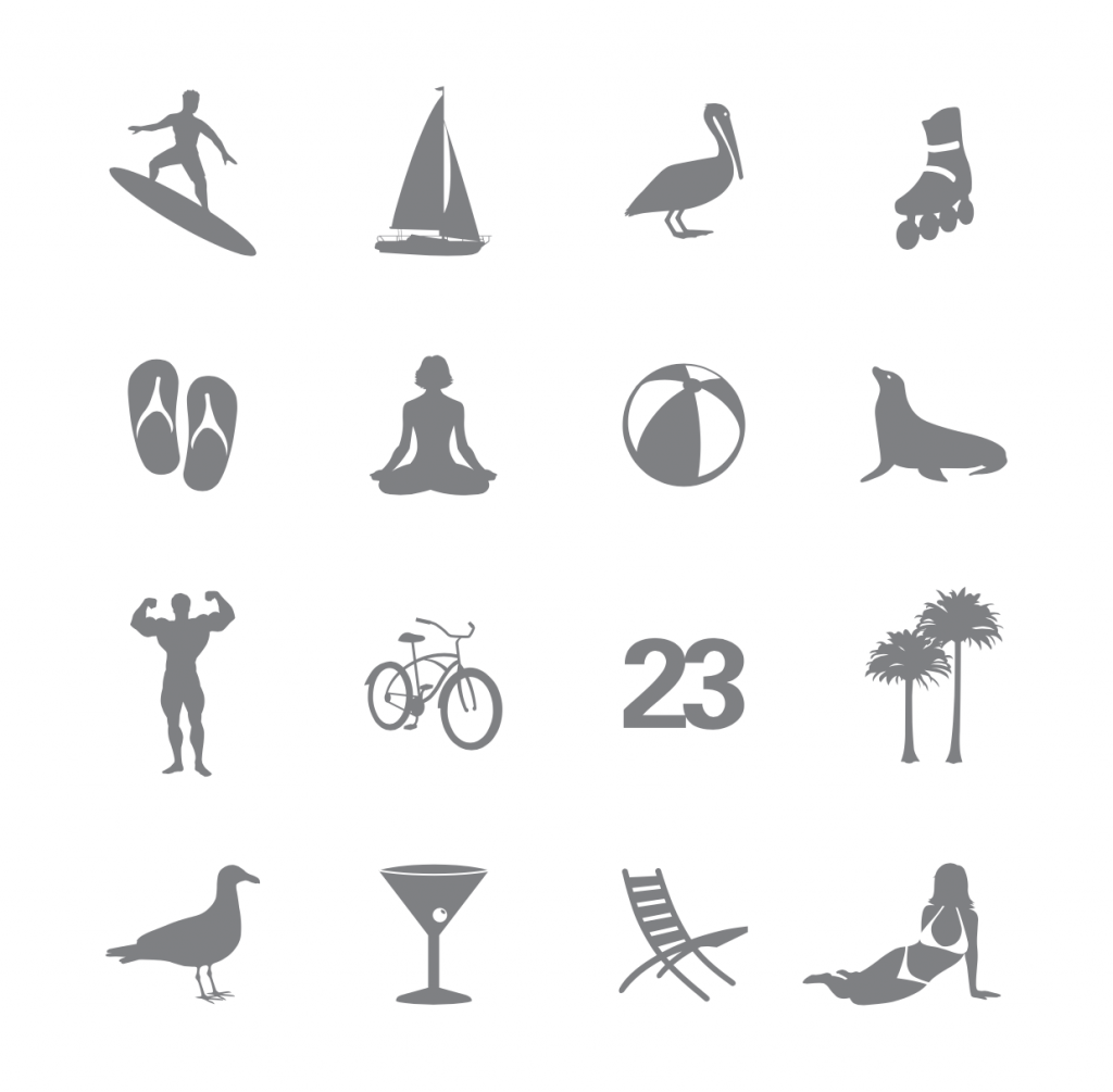 TOWER23 Icon Set