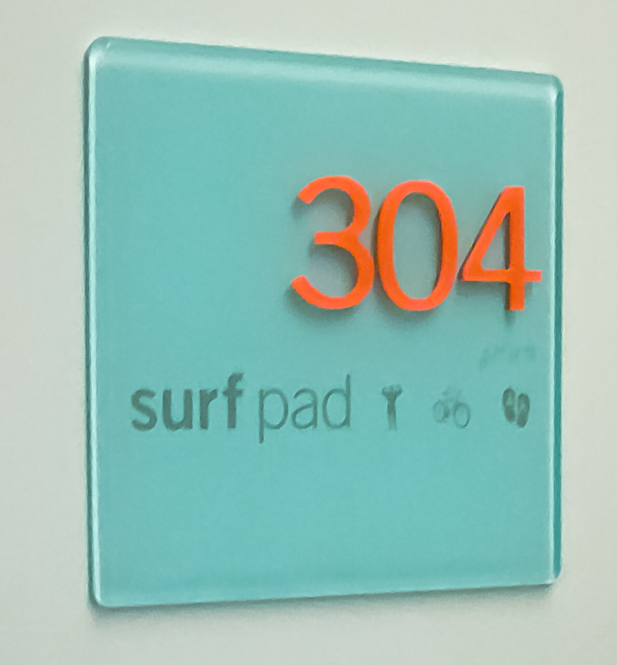 Room ID Signage