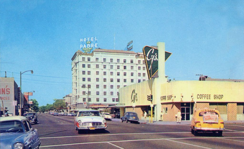 Glory Days of the Padre Hotel
