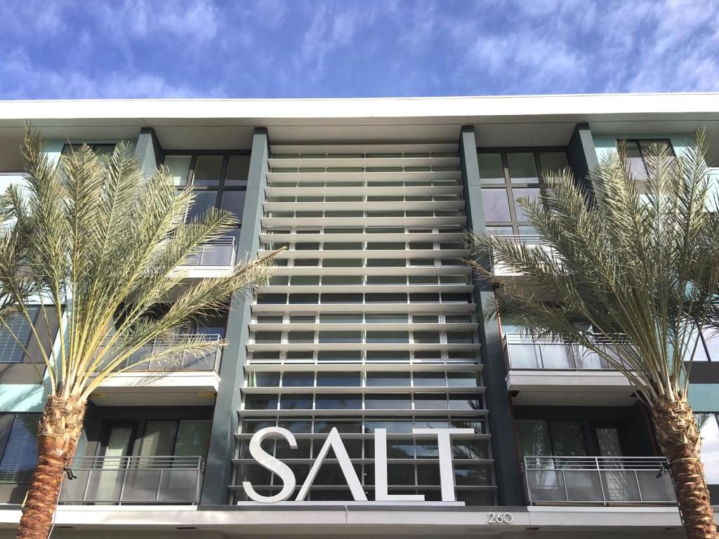 SALT LUXURY APARTMENTS